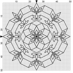 Blackwork Cross Stitch, Blackwork Embroidery, Cross Stitching, Cross Stitch Embroidery, Embroidery Patterns, Graph Paper Drawings, Graph Paper Art, Blackwork Patterns, Zentangle Patterns