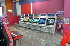 TOKYO LEISURELAND (Japan)   The COIN-OP Legacy Lives On