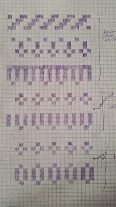 Fair Isle Knitting Patterns, Cross Stitch, Pillowcases, Socks, Crochet Dog Sweater, Punto De Cruz, Pillow Case Dresses, Pillow Shams, Seed Stitch