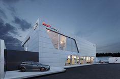 Award of Excellence for tent manufacturing & design: Audi Lounge