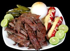 Carne Asada  http://www.losfoodiesde.com/