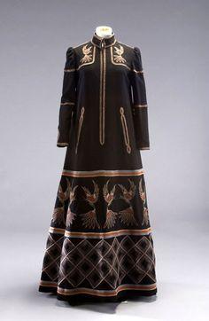 1974 John Bates dresss