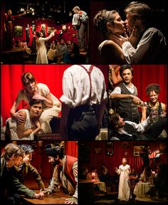 Natasha Pierre and the Great Comet of 1812 @ ARS NOVA 511 WEST 54TH ST NEW YORK NY 10019