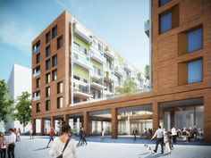 Competition Baufeld 34 Hafencity