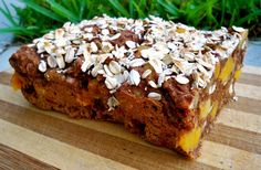 PPNSNG-Breakfast Bread - Whole grain, yeast-free, dairy-free, vegan, and, of course, sugar-free!