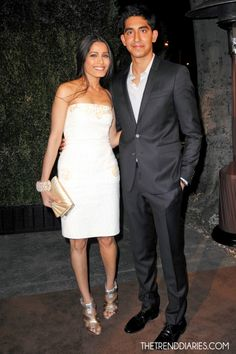 one of the cutest couples, slumdog millionaire inspo Dev Patel, Cutest Couples, Freida Pinto, Hollywood Couples, India Culture, Perfect Together, Celeb Style, Yachts, Jet Set