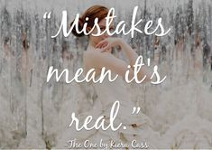 quotes about life from 2014 ya books the one kiera cass Book Quotes Love, Favorite Book Quotes, Life Quotes, La Sélection Kiera Cass, Kiera Cass Books, Fandoms Unite, Ya Books, Good Books, The Selection Book