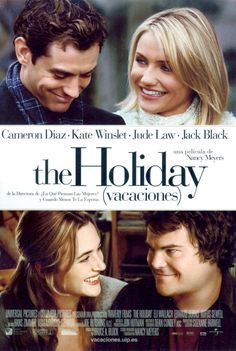 ASKKPOP,DRAMASTYLE The Holiday The Holiday is a 2006 American romantic comedy film distributed by Columbia Pictures in the US and Universal Studios outside the US, starring Cameron Diaz, Kate Winslet, Jude Law, and Jack Black. The story involves two strangers, one living in England and the other in California, who agree to swap homes temporarily. The two main characters are Amanda (Cameron Diaz), a highly successful editor of movie trailers in Los Angeles, and Iris (Kate Winslet), a…
