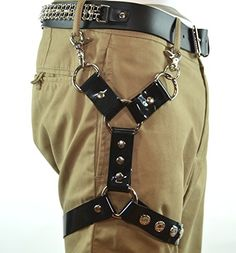 Explore the World of Steampunk - Indulge Your Steampunk Today! Steampunk Accessories, Steampunk Clothing, Steampunk Fashion, Leg Harness, Steampunk Rings, Leg Thigh, Fashion Brands, Thighs, Topshop