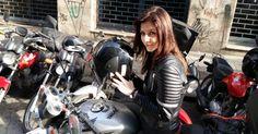 A Garota da Moto, trama e dia a dia,  em  uma série televisiva do SBT, a partir de julho.