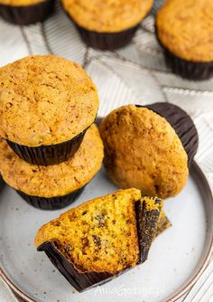 Food Ideas, Cupcakes, Cook, Breakfast, Recipes, Morning Coffee, Cupcake Cakes, Ripped Recipes, Muffin