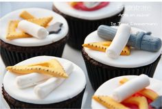 Cupcakes para arquitectos