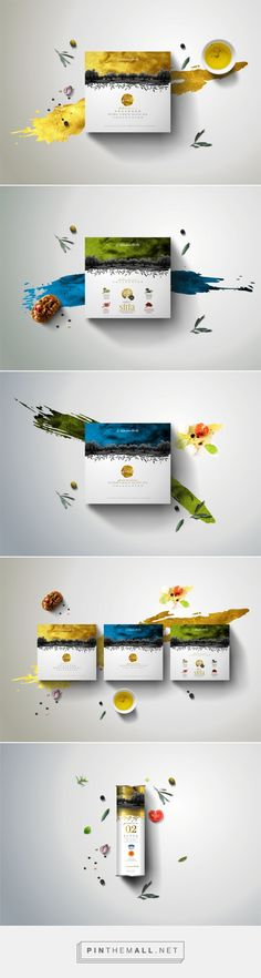 Kabriani's Family Extra Virgin Olive Oil Collection by Design Agency: Leftgraphic