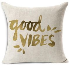 Hyha New Fashion Funny Words Pillowcase Geometric Letter Pillow Cases Home Simple Colorful Words Love is Sweet Throw Pillow