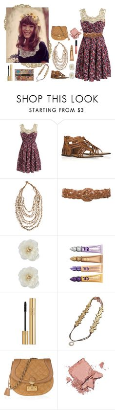 """Lovelier Than Ever"" by seecaseyplay ❤ liked on Polyvore featuring Diane Von Furstenberg, DAY Birger et Mikkelsen, Urban Decay, Yves Saint Laurent, Deepa Gurnani, Marc Jacobs, Benefit, NARS Cosmetics and pamela des barres"