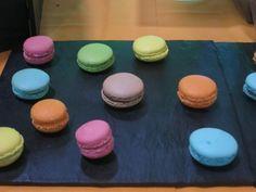 Belli, allegri e colorati: i macarons.