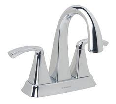 Symmons SLC-7212-RP Bramwell Center Set 2-Handle Bathroom Faucet, 4-Inch, Chrome