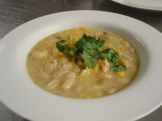 This is the actual recipe:    http://www.karenceliafox.com/Eating/recipe_whitechili.htm