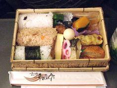 かぐやの里、京都総合車両所40周年記念のお弁当「やんちゃ弁当」・京都駅弁[駅弁の小窓]