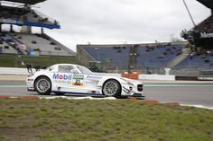 #ADAC #GT #Masters 2014 Nuerburging Luca Ludwig Alon Day #Mercedes #SLS #AMG #GT3 #Zakspeed