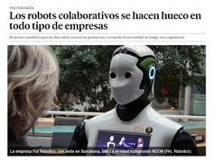 Los robots colaborativos se hacen hueco en todo tipo de empresas / @LaVanguardia | #readyfordigitalcitizenship #readytoinnovate