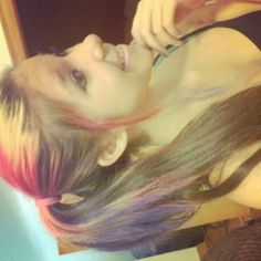 My hair though
