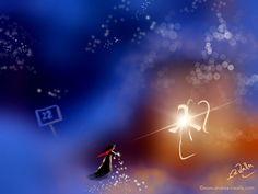 Zur Weihnachtszeit gibt es s ganz besondere Lichtwesen, die uns ganz nah sind. 😊 Tag 22 im Feenadventskalender.  Make Myday