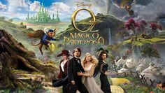 "Confira ""Oz the Great and Powerful"" na Netflix"