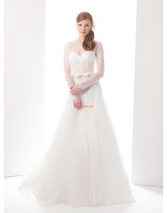 Templom Divatos és modern Természetes Menyasszonyi ruhák 2015