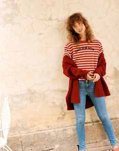 8a540369f1dee madewell spencer sweater coat worn with 9