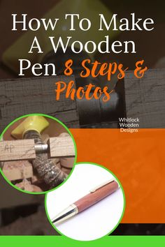 Pen Turning, Wood Turning, Big Pen, Pen Blanks, Rollerball Pen, Turning, Woodturning