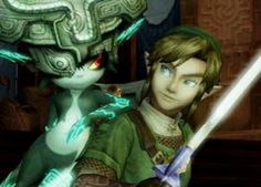 OMG I have always loved this screenshot from the game!!!I think if walked into a room and saw Link give me this face,I think i would fall over and die!