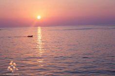 Sunset from Ain El Mraisseh الغروب من عين المريسة By Rawan Salam #WeAreLebanon #Lebanon