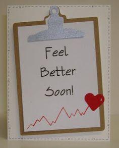 Hope you're feeling better H xo