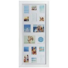 Shop Galleria Frame with 16 Openings White with our Price Beat Guarantee. Save with Officeworks. Collage Frames, Simple Designs, Your Photos, Oriental, Photo Wall, Gallery Wall, Modern, Inspiration, Home Decor