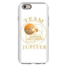 Jupiter Ascending #iPhone6 Case #JupiterAscending Team Jupiter - Movie Feb 6 lots of designs teams #JupiterJones -see all the products here - http://www.cafepress.com/dd/90269101
