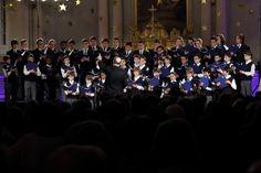 Petits Chanteurs du Mont-Royal | Décembre 2015 | Photo : Yves Patenaude