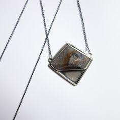 Dinosaur Bone Necklace - MeritMade