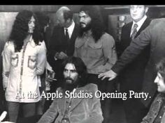 The story of how Lon and Derrek Van Eaton, brothers from Trenton New Jersey, were signed to the Beatles Apple label and produced by George Harrison. As told by their manager Robin Garb. (click on image to go to youtube to view)