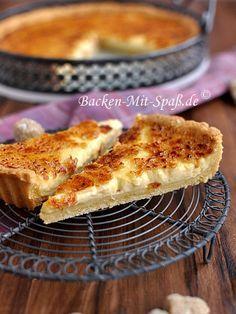 Crème brûlée Tarte