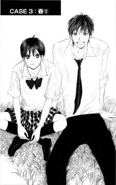 is - otoko demo onna demo nai sei manga - Google Search