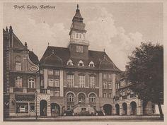 Deutsch Eylau, Rathaus