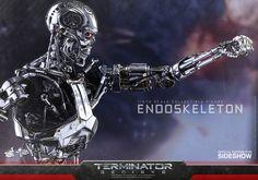 Endoskeleton Endoskeleton Sixth Scale Figure by Hot Toys
