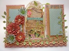 Step It Up!!! - Created by Lori Williams of Pinkcloud Scrappers