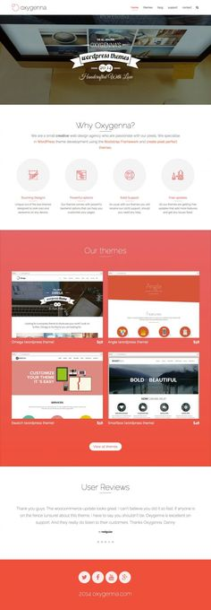 Oxygenna - WordPress Bootstrap Theme Developers www.niceoneilike.com #Agency, #html5, #Responsive #Design, #jQuery, #Webdesign, #Development, #Inspiration, #Wordpress, #Themes, #Design, #Website Web Design Websites, Cool Websites, Best Web Design, Flat Design, Ui Patterns, Flat Ui, Web Design Inspiration, Programming, Wordpress