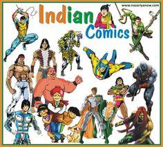 कॉमिक्स एकमात्र ऐसी चीज़ जो हमें वापस अपने बचपन के कल्पनाओं के संसार  में ले जाती है। एक ऐसा शब्द जिसे सुनते ही बचपन की सारी यादें ताज़ा हो ... Indian Comics, Comic Books, Cover, Art, Art Background, Kunst, Cartoons, Performing Arts, Comics