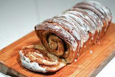 Как приготовить разваливающийся хлеб с корицей - рецепт, ингридиенты и фотографии