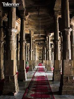 This photograph 'Illusions of Symmetry' was clicked at Jama Masjid mosque, Ahmedabad, India by very talented Abinaya Kalyanasundaram. You can visit http://tlng.me/1B9WGp2 to vote for this entry in the #Tallenge #Student #Photography #Contest and if you are a Student and would like to participate in this exclusive contest, then click here, http://www.tallenge.com/Contest/student-photography-contest-10