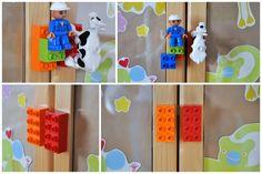 Lego duplo fogantyú DIY   Masni - Lego duplo handles a10b8665d8