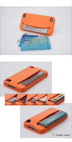 Love this phone cover. I always keep extra business cards & my ID in my phone case.